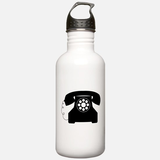 Telephone Water Bottle