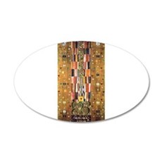 Gustav Klimt End of the Wall Wall Decal