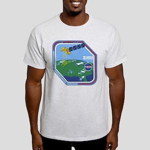 Landsat 7 Logo Light T-Shirt