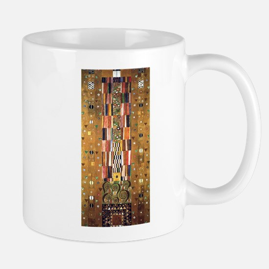Gustav Klimt End of the Wall Mugs