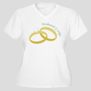 Husband & Wife Plus Size T-Shirt
