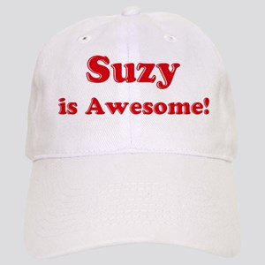 Suzy is Awesome Cap