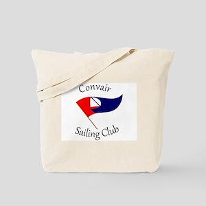 Convair Sailing Club Tote Bag
