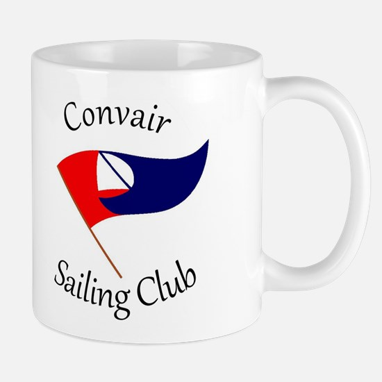 Convair Sailing Club Mug