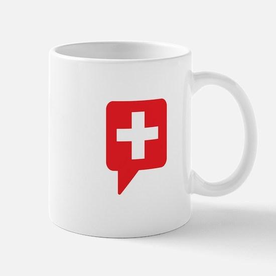 The Doctor Says Mug