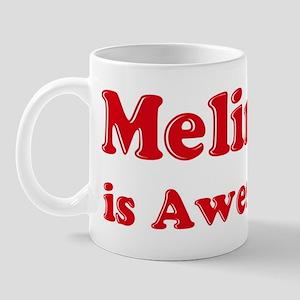 Melinda is Awesome Mug