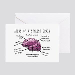 Hair Stylist/Beauticians Greeting Cards