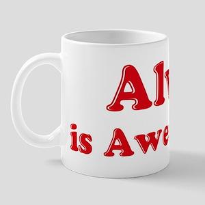Alva is Awesome Mug