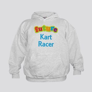 Future Kart Racer Kids Hoodie