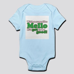 Name Like Mello Infant Bodysuit