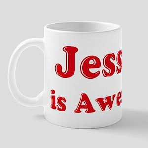 Jessica is Awesome Mug