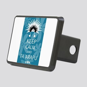 Keep Calm and Fa`arapu Hitch Cover