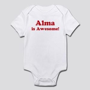 Alma is Awesome Infant Bodysuit