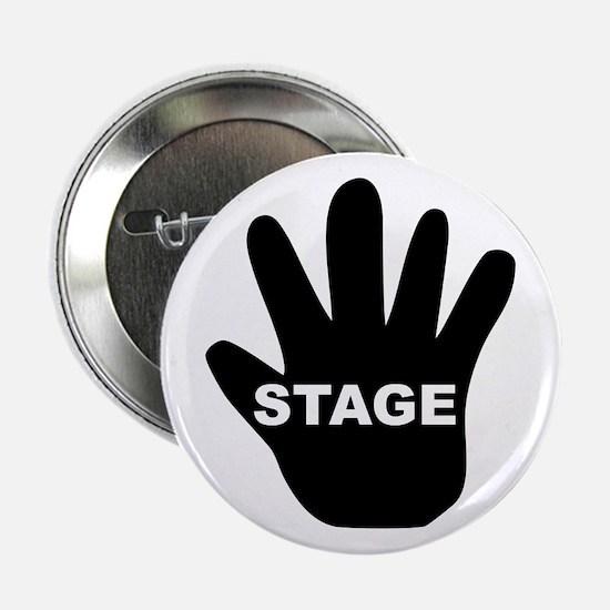 "Stage Hand - 2.25"" Button"