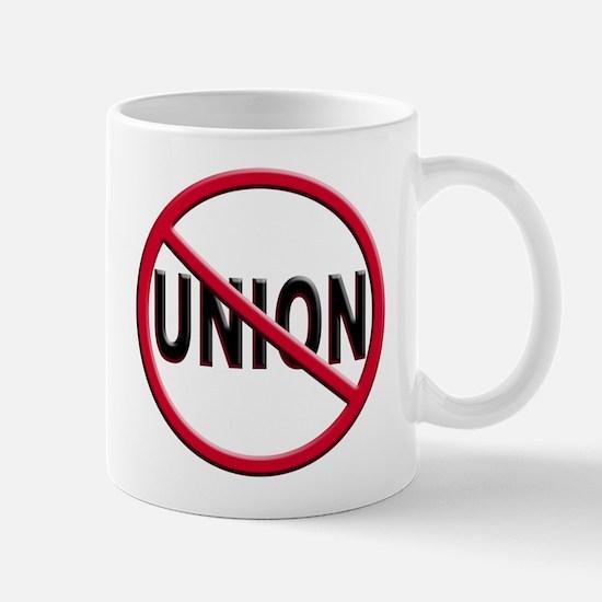 Anti-Union Mug