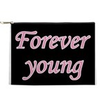Forever Young Makeup Pouch