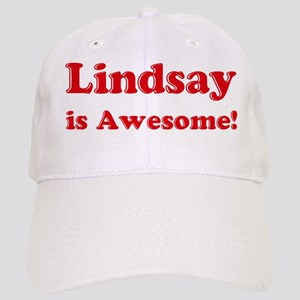 Lindsay is Awesome Cap