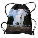 Marblehead Lighthouse Drawstring Bag