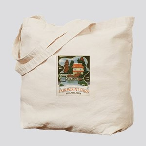 Fairmount Park, Philadelphia Tote Bag