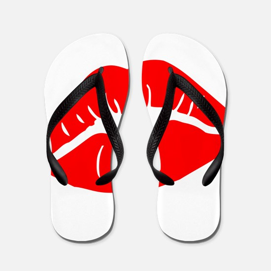 Funny Valentines Day Gift Flip Flops