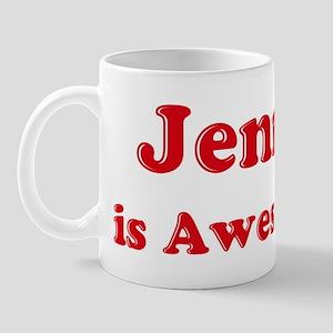 Jenny is Awesome Mug