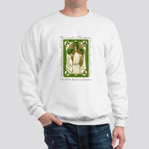 St. Patrick's Breastplate Sweatshirt