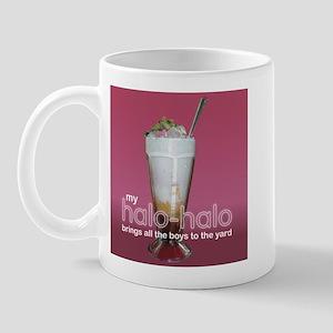 halo-halo -  Mug