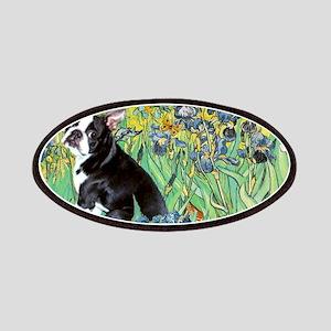 5.5x7.5-Irises-Boston4 Patches