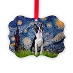 STARRY-Boston2 Picture Ornament