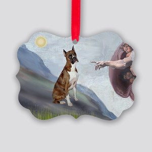 MP-Creation-Boxer5-Brindle Picture Ornament