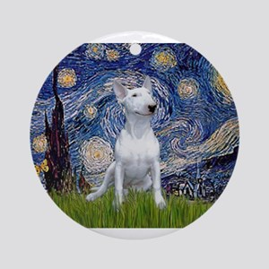 STARRY-BullyPer Ornament (Round)