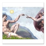 5x7-Creation-ChIH2 Square Car Magnet 3