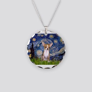 57-Starry-CHIH1.png Necklace Circle Charm