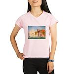 MP-Sailbts2-Golden1 Performance Dry T-Shirt