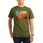 5.5x7.5-ROOM-Golden5j Organic Men's T-Shirt (d