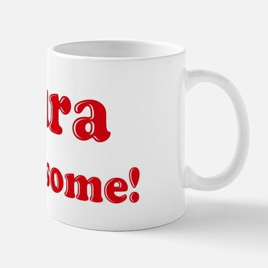 Maura is Awesome Mug