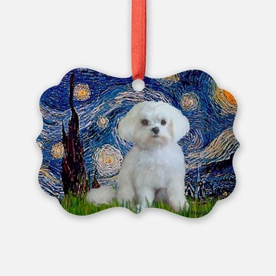 3-MP-STARRY-Malatese-Rocky.png Ornament
