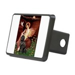 MP-ANGEL1-Newfie-Blk2 Rectangular Hitch Cover
