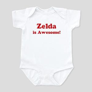 Zelda is Awesome Infant Bodysuit