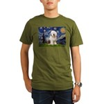 5.5x7.5-Starry-OES6 Organic Men's T-Shirt (dar