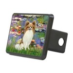 MP-LILIES2-Papi-Fawn1 Rectangular Hitch Cover