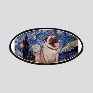 MP-STARRY-Pug2-fawn Patches