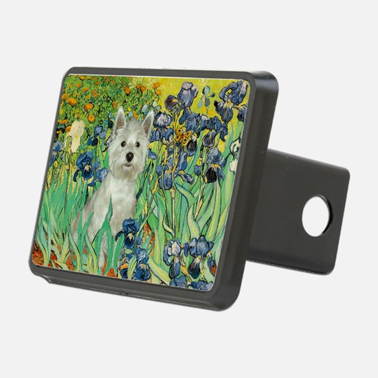 5.5x7.5-Irises-WestieSab.png Hitch Cover