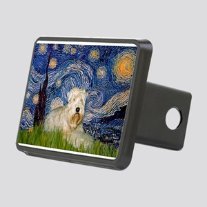 4-3-MP-Starry-Wheaten1 Rectangular Hitch Cover