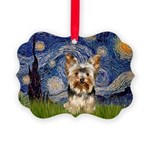 5.5x7.5-Starry-York17 Picture Ornament