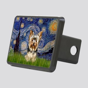 5.5x7.5-Starry-York17 Rectangular Hitch Cover