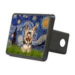5.5x7.5-Starry-York17 Rectangular Hitch Cover
