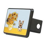 MP-Sunflowers - Yorkshire Terrier 17 Rectangul