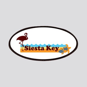 Siesta Key - Beach Design. Patches