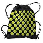 Tennis Balls Drawstring Bag